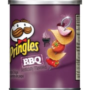 Pringles® BBQ Potato Chips 1.41 oz Cans, 36 Cans/Box