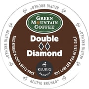 Green Mountain Coffee® Double Black Diamond Extra Bold Coffee K-Cup® Packs, 96/Ct