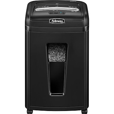 Fellowes Powershred MS-450Ms 7-Sheet Micro-Cut Shredder