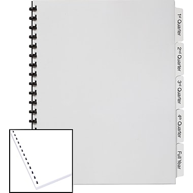 Swingline Pre-Punched Index Set