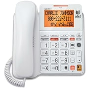AT&T CL4940 Corded Answering System with Large Tilt Display
