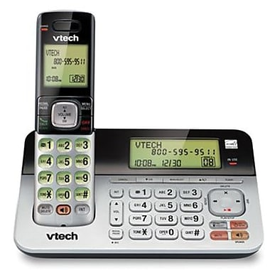 VTECH CS6859 Cordless Answering System with Dual Caller ID/Call Waiting