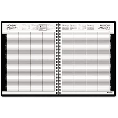 2015 AT-A-GLANCE® Eight-Person Group Daily Appointment Book, 8 1/2in. x 11in.