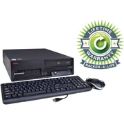Refurbished Lenovo C2D SFF, 80GB Hard Drive, 2GB Memory, Intel Core 2 Duo, Win 7 Pro, Lifetime Warranty