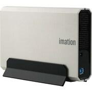 "Imation Apollo Pro UX 1TB USB 2.0 3.5"" External Hard Drive"