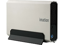 Imation Apollo Pro UX 1TB USB 2.0 3.5' External Hard Drive