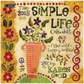 LANG® Simple Life 2015 Mini Wall Calendar