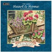 LANG® Heart & Home 2015 Mini Wall Calendar