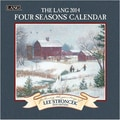 LANG® Four Seasons 2015 Mini Wall Calendar