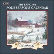 LANG® Four Seasons 2015 Mini Wall Calendar