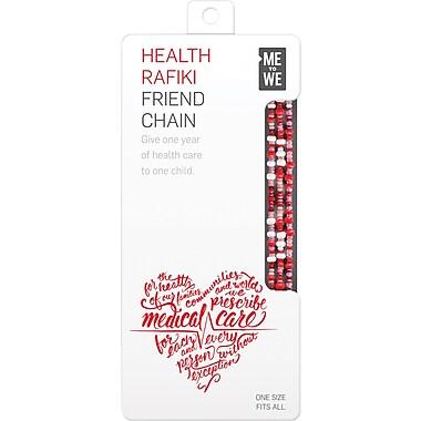 Me to We Rafiki Friend Chain, Health