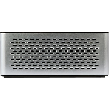 NUU Splash Waterproof Bluetooth Speaker, Silver