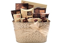 Godiva Oval Gift Basket