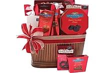 Ghirardelli Brass Gift Basket