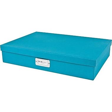 Bigso Sverker A3 Letter Box, Turquoise