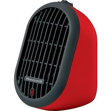 Honeywell – Chaufferette à faible wattage Heat Bud, rouge