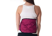 Remedy Hot and Cold Compression Back Wrap,