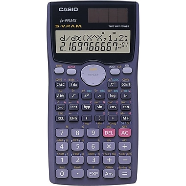 Casio® FX991MS PLUS Scientific Calculator