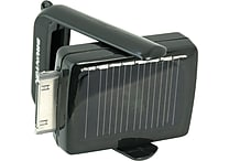 Brunton Bump Apple Solar Battery Charger for 30 Pin Adapter