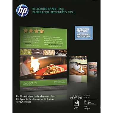 HP Professional Inkjet Brochure Papers