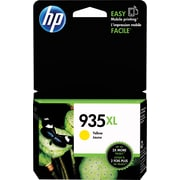 HP 935XL Yellow Ink Cartridge (C2P26AN#140), High Yield