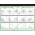 2015 AT-A-GLANCE® Poetica Large Desk Pad, 21 3/4in. x 17in.
