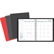 2015 Staples® Recycled Monthly Planner, 6 7/8 x 8 3/4