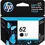 HP 62 Black Ink Cartridge (C2P04AN#140)