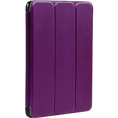 Verbatim Folio Flex for iPad Mini and iPad Mini with Retina Display, Purple