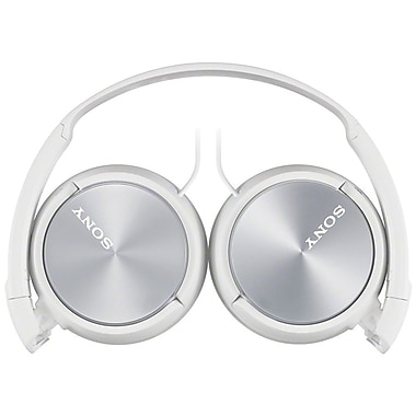 Sony MDRZX310APW Headphone for Smartphone, White