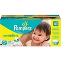 Pampers Diapers, Assorted Case Sizes