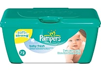 Pampers® Wipes Refills, Assorted Case Sizes