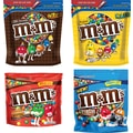 M&M's® Resealable Bags, Assorted Flavors & Sizes