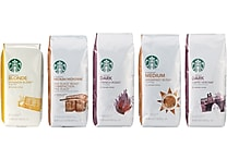 Starbucks® Ground Coffee, 1 lb. Bag, Assorted Flavors