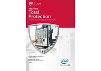 McAfee Total Protection 2015 for Windows (1-3 Users) [Download]