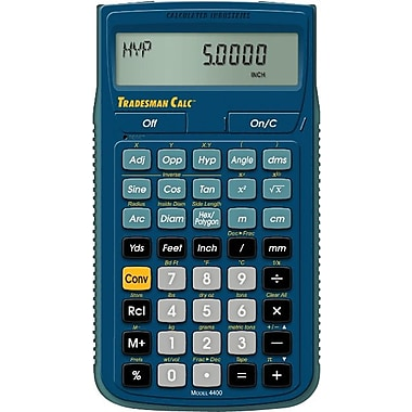 Calculated Industries Tradesman Calc