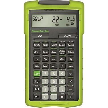 Calculated Industries ConcreteCalc Pro Calculator