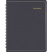 AT-A-GLANCE® Large Print Weekly Appointment Book, 8 x 11, 2015