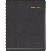 "AT-A-GLANCE® Weekly Appointment Book, 6 7/8"" x 8 3/4"", 2015"