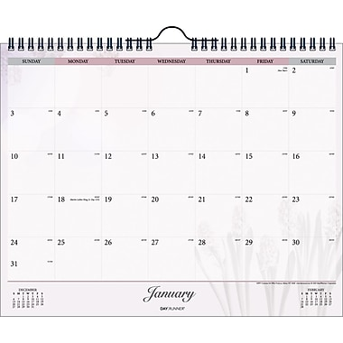 "2015 AT-A-GLANCE® Nature Wall Calendar, 15"" x 12"""