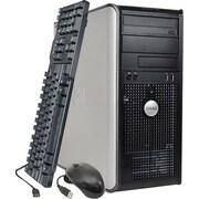 Refurbished Dell OptiPlex 755 Tower, 1TB Hard Drive, 4GB Memory, Intel Core 2 Duo, Win 7 Pro