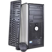 Refurbished Dell OptiPlex 760 Tower, 1TB Hard Drive, 4GB Memory, Intel Core 2 Duo, Win 7 Pro
