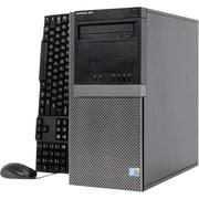 Refurbished Dell OptiPlex 960 Tower, 1TB Hard Drive, 4GB Memory, Intel Core 2 Duo, Win 7 Pro