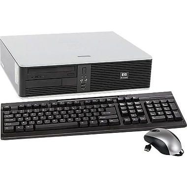 Refurbished HP Compaq DC7800 SFF, 1TB Hard Drive, 4GB Memory, Intel Core 2 Duo, Win 7 Pro