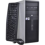 Refurbished HP Compaq DC7900 Tower, 1TB Hard Drive, 4GB Memory, Intel Core 2 Duo, Win 7 Pro