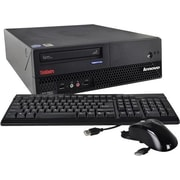 Refurbished Lenovo ThinkCentre M57 SFF, 1TB Hard Drive, 4GB Memory, Intel Core 2 Duo, Win 7 Pro