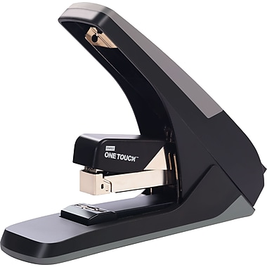 Staples One-Touch High-Capacity Stapler, 60-Sheet Capacity, Black