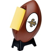 Post-it® NFL Pop-up Notes Dispenser, New Orleans Saints, 3x3