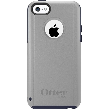 Otterbox Commuter Case for iPhone 5c, Marine Verizon Gray