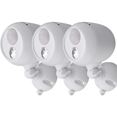 3 Pk Mr. Beams Wireless LED Spotlight